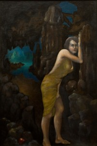 Eve's Expulsion from Eden, 2012