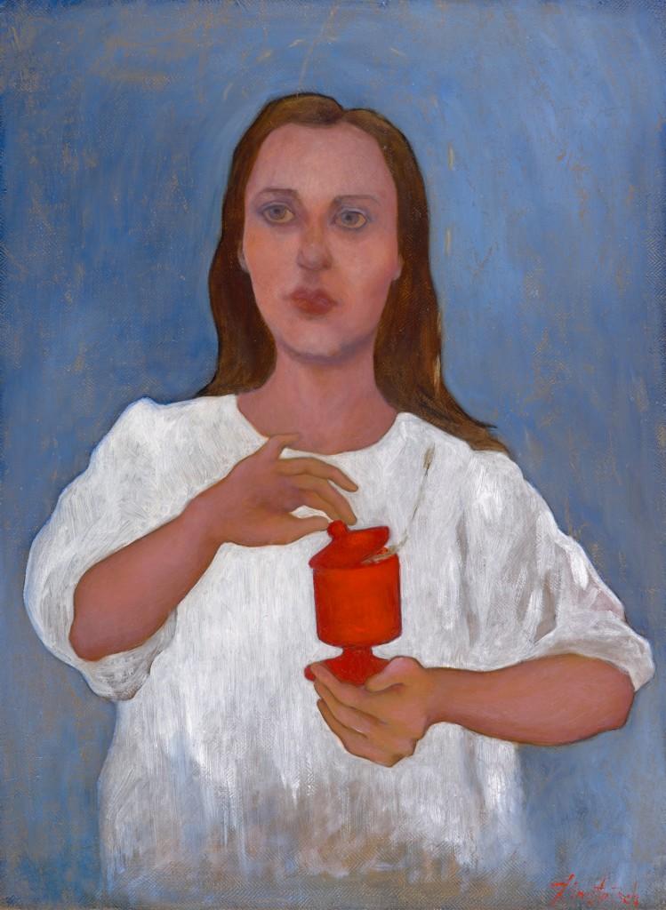 Natasha Kimstatsch: Magdalene