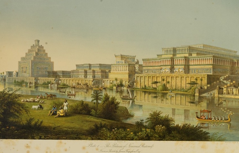 The_Palaces_at_Nimrud_Restored